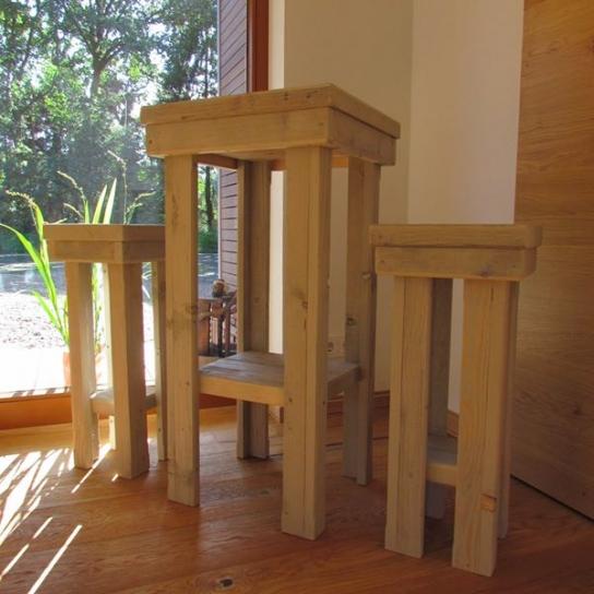m bel aus altholz biwo. Black Bedroom Furniture Sets. Home Design Ideas